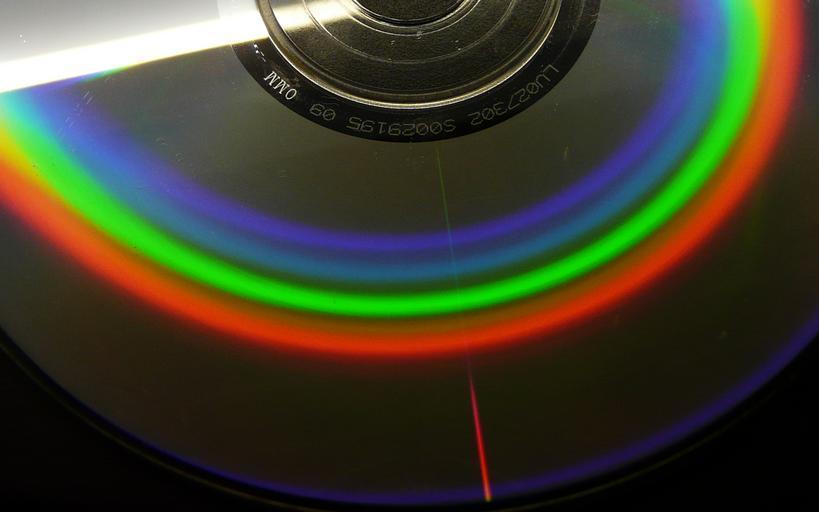 barevná zářivka