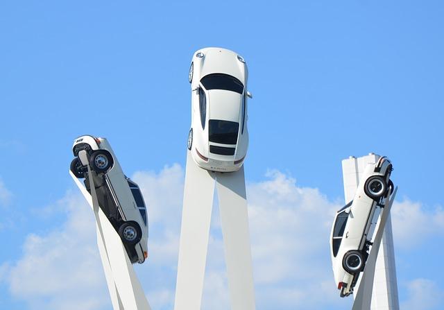 skulptura vozidel