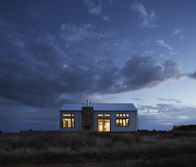 mobilní dům